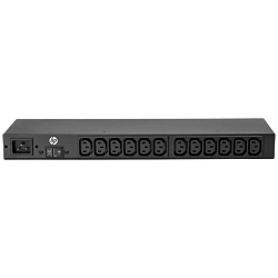 HP 3.6kVA 200-240 Volt Detachable C20 Input ( 12xC13) WW Basic PDU