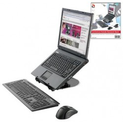 TRUST Notebook ComfortLine Portable Stand